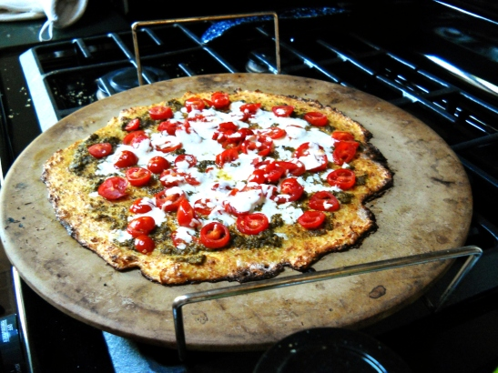 cauliflower-base-pizza