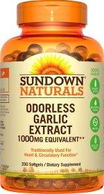 garlic-supplement-odorless