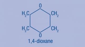 1,4 dioxane