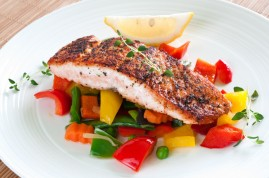 fish to burn fat