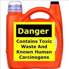 ToxicLaundryDetergent